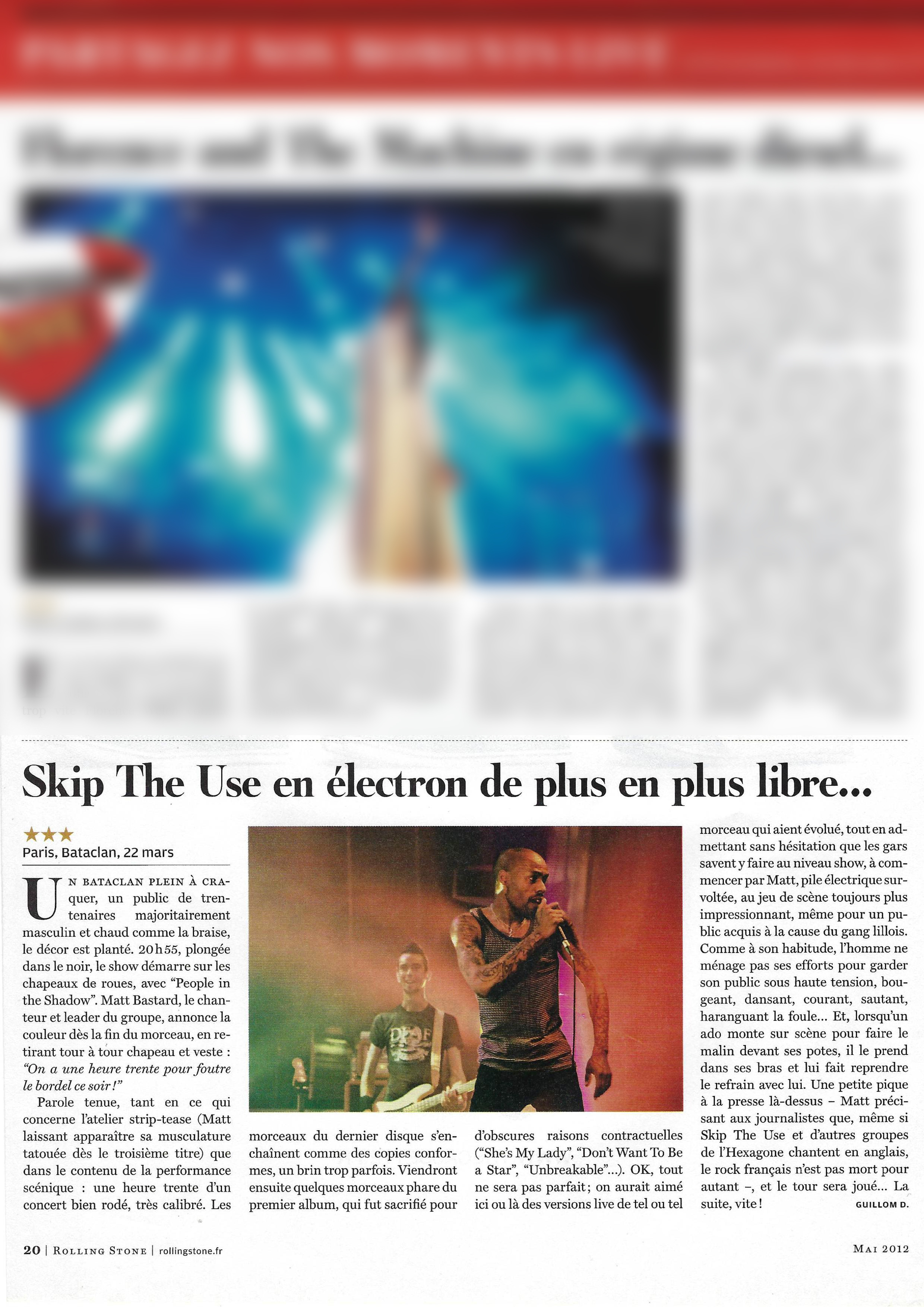 Skip The Use (Rolling Stone)