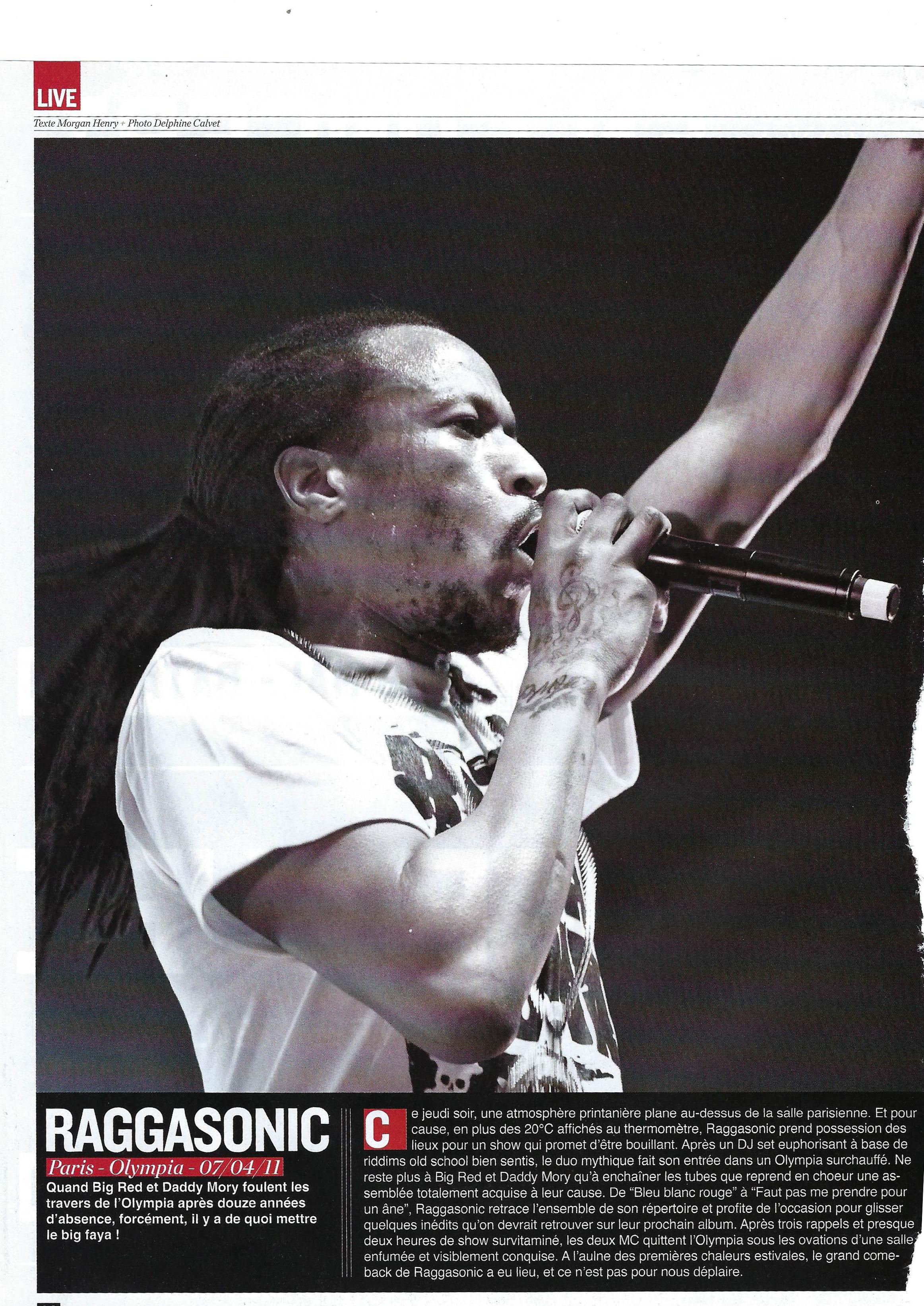 Raggasonic (Rap Mag)