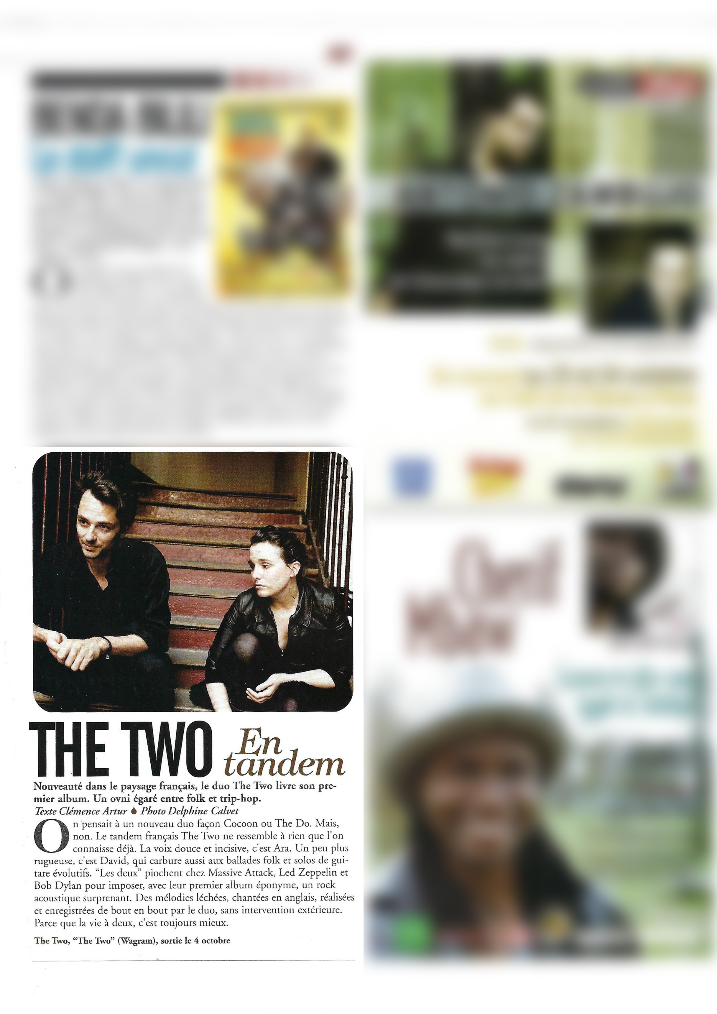 The Two (World Sound)