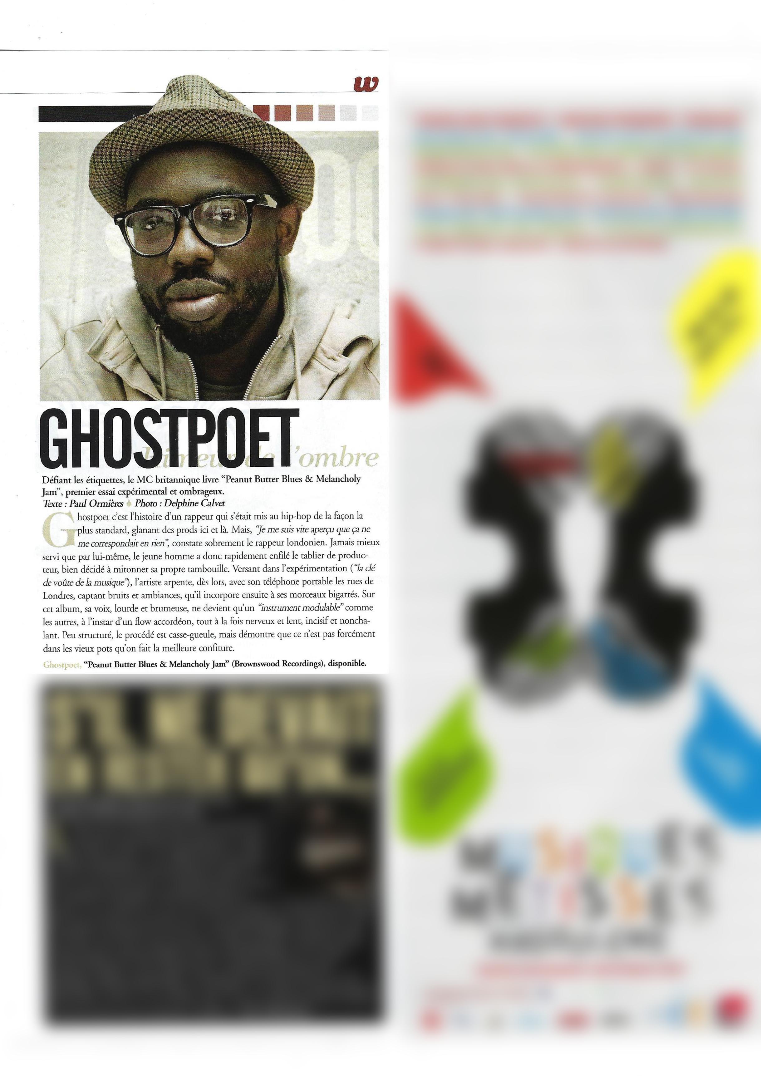 Ghostpoet (World Sound)