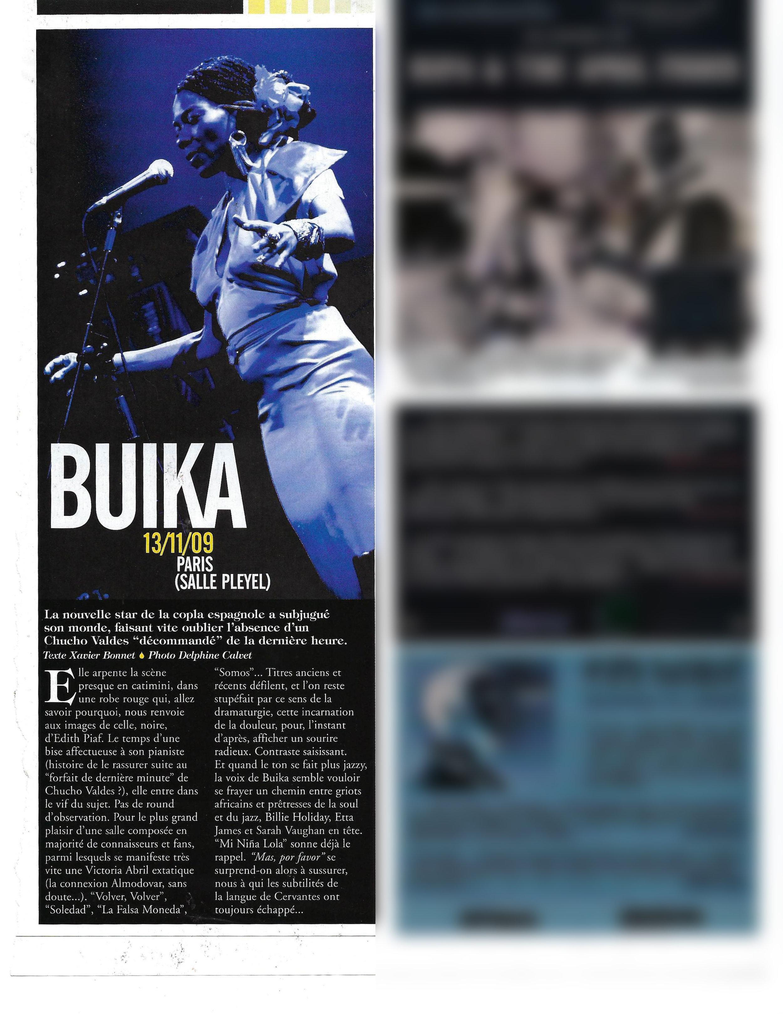 Buika (World Sound)
