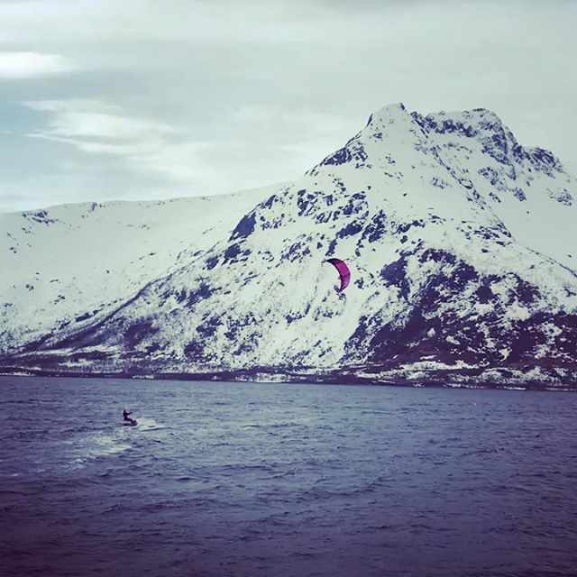 some of the best memories of last ski season in Lofoten....watching @vermonster_on_the_loose rip through the fjord behind the house and launch big airs the day after skiing a stunning line to the sea on silky corn snow.  i'm sure there's something she can't do well....just haven't seen it yet.