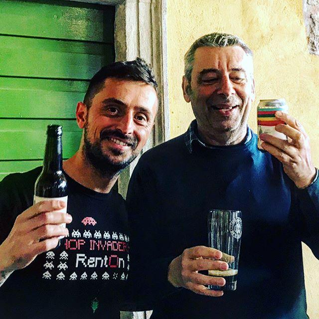 Da Malto di Maggio è tutto 🍻 . . . . . . . . . #craft #crafts #craftbeer #craftporn #craftwork #craftlover #love #quality #passion #birraartigianale #birrificiorenton #maltodimaggio #festival #craftfestival #italian #italiancraftbeer #italia #veneto