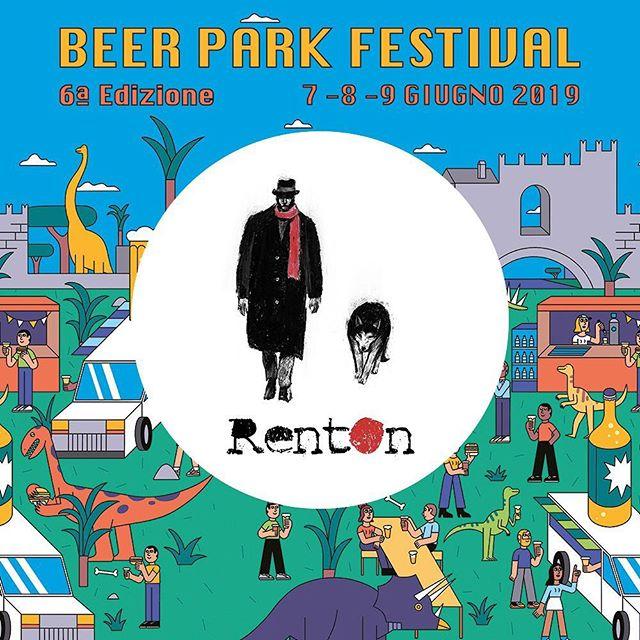 RentOn e Beer Park e con una novità ..... da strappacapelli !!!!! 🍭💥 . . . . . . . . . . #craft #craftbeer #craftporn #craftbeerporn #birrificiorenton #birra #beer #birraartigianale #italiancraftbeer #birraitaliana #birrificiorenton #beerpark #festival #craftfestival #novita #news #love #craftlovers