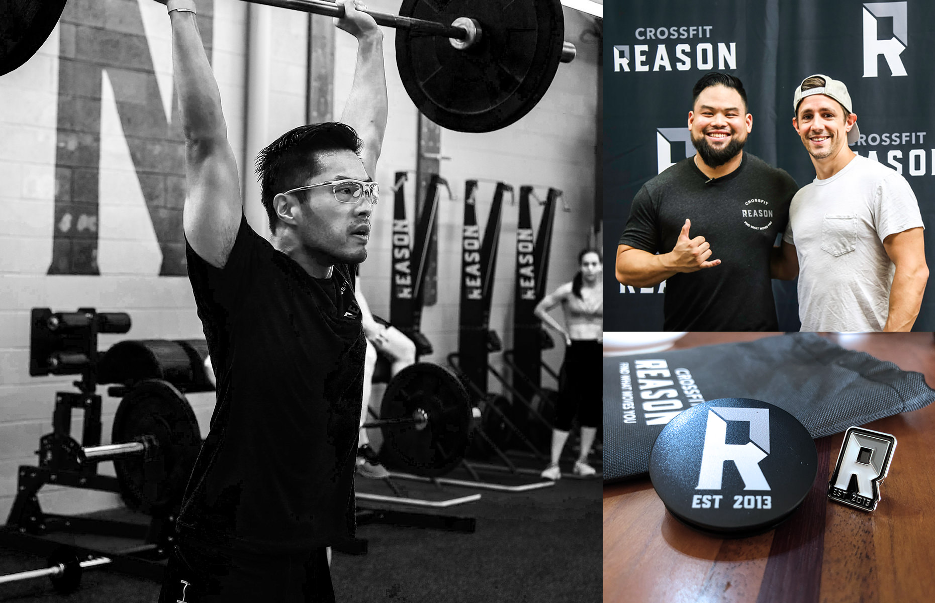 CrossFit Reason Swag and Pride