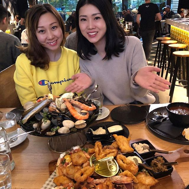 Enjoying Seafood @syltseafoodbar !  #syltseafood #syltseafoodbar #syltseafoodbarrotterdam #rotterdamfood #rotterdamhotspots #seafoodbar #rotterdamfoodie #rotterdamfoodguide  customer repost: @yeahpolly