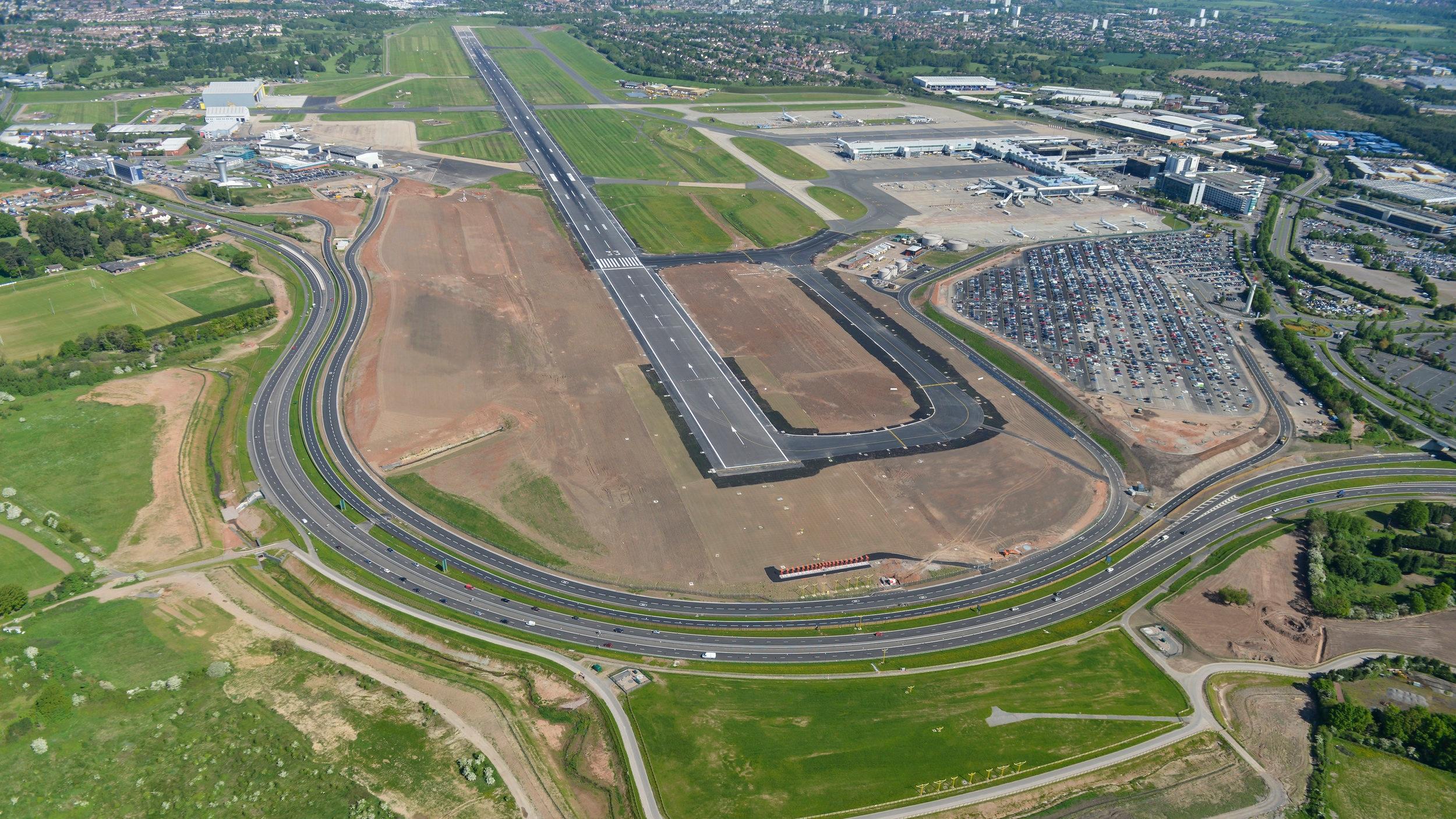 Colas - West Midlands AIrport — Celtest