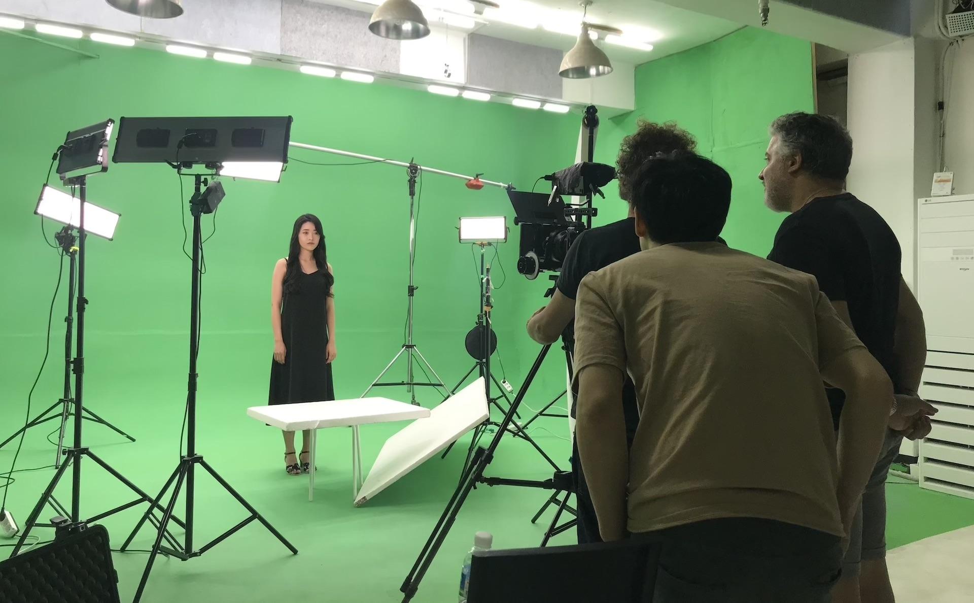 Video production company in Seoul, Korea.