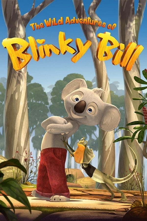 THE WILD ADVENTURES OF BLINKY BILL - Blinky Bill is back to bring his trademark mischief, mayhem, and humour to life. Along with his best mate and sidekick Jacko, Blinky takes on the role as defender of his outback home, Greenpatch.Year 2017Duration 52 x 12 mins / 26 x 24 minsProduction Partners Flying Bark Productions, Telegael, Studio 100Genre Entertainment