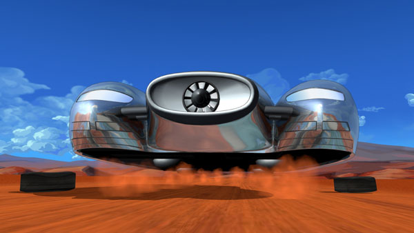 SPEEDRACER - (Series 2)When Speed enters the elite Racing Academy, he shifts gears for a series of futuristic adventures that unite the classic fun of the origintal Speed Racer and the out-of-this-world excitement of virtual racing. Pulse-pounding trouble follows at every turn as Speed Racer uncovers the secret of his identity. Not only is the legendary Speed Racer his father, but also his top competition, X, is his brother!Speed also finds the top secret plans for his racing car the Mach-6, but the evil billionaire, Zile Zazic, will do everything in his power to stop Speed from discovering the remaining clues for the creation of a gasless engine. With the help of his crew, Lucy, Conor and Chim Chim the Robot, Speed will have to do more than just outrun Zile- he'll have to master the cutting-edge techno-racing in this adrenaline-pumping thrill ride!Year 2011Duration 26 x 24 minutesExecutive Producer Paul Cummins, P. Jayakumar, Larry SchwartzProducer Siobhán Ní Ghadhra, Rathan Sam GeorgeDirector Jay SurridgeProduction Partners Telegael, Toonz Animation, Kickstart Productions, Animation CollectiveGenre AnimationDistributor Lionsgate