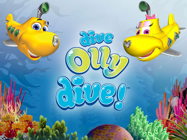 DIVE OLLY DIVE - Splash down into the most wonderfully adventurous preschool show ever produced! In