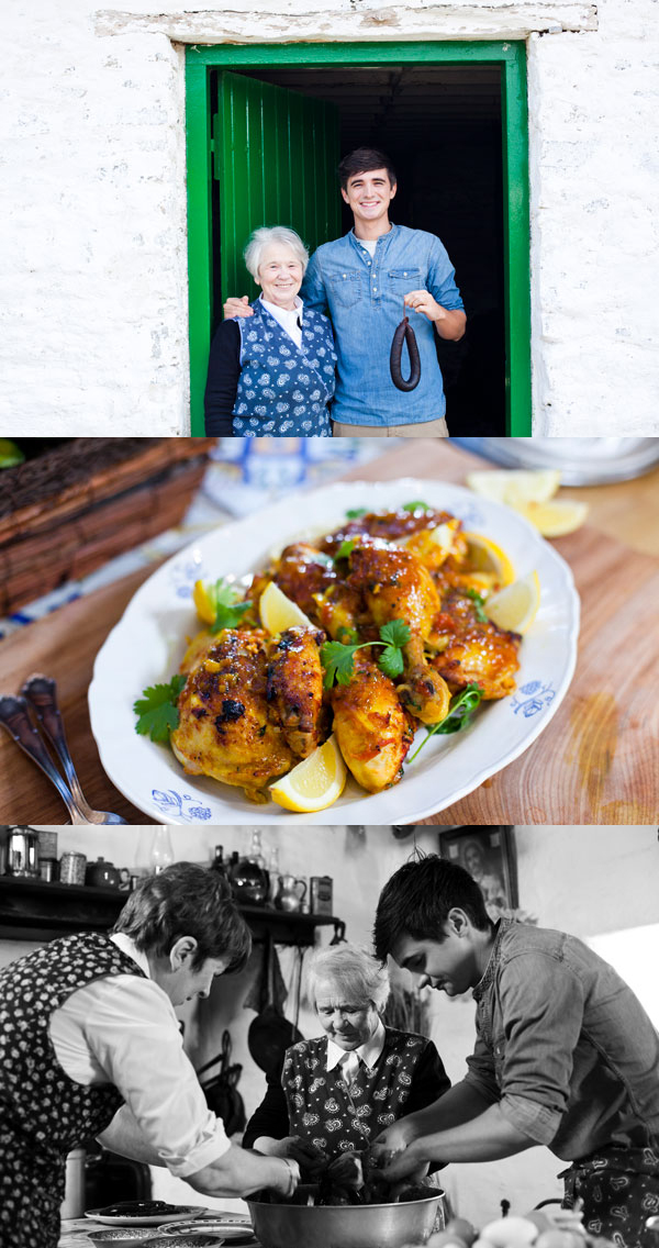 DONAL SKEHAN - KITCHEN HERO - Irish chef Donal Skehan travels the length and breadth of Ireland cooking new and simple dishes for everyone to try at home.Year 2014Duration 4 Series, 13 x 26