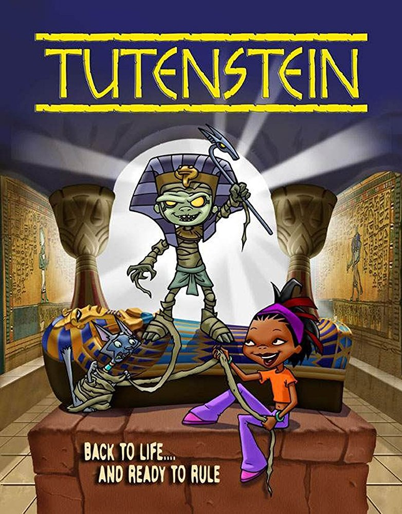 TUTENSTEIN - (Series 1 & 2)Co-Produced with PorchLight Entertainment (LA) and NIC Entertainment (Korea) for Discovery Kids and slated for broadcast on NBC's Saturday morning Discovery Kids schedule,