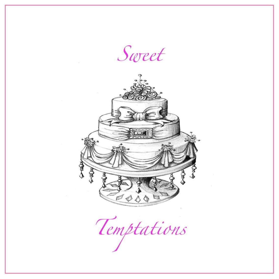 Sweet Temptations - Award winning cake designer. Bespoke wedding and events cakes based in glorious North Cornwall, but covering the whole South West, South East and London.