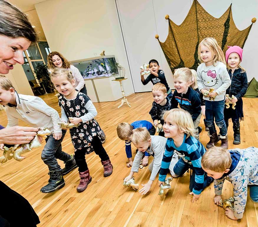 Workshops for børn -