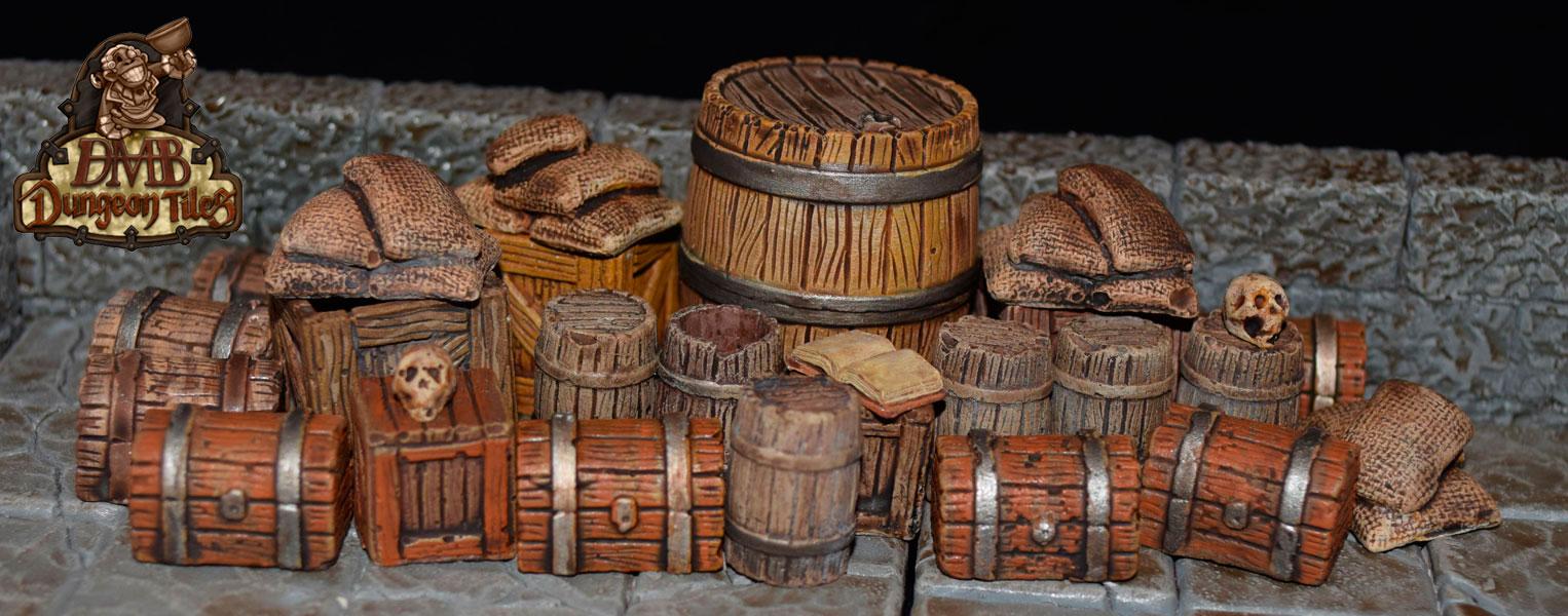 Dungeon Accessories -