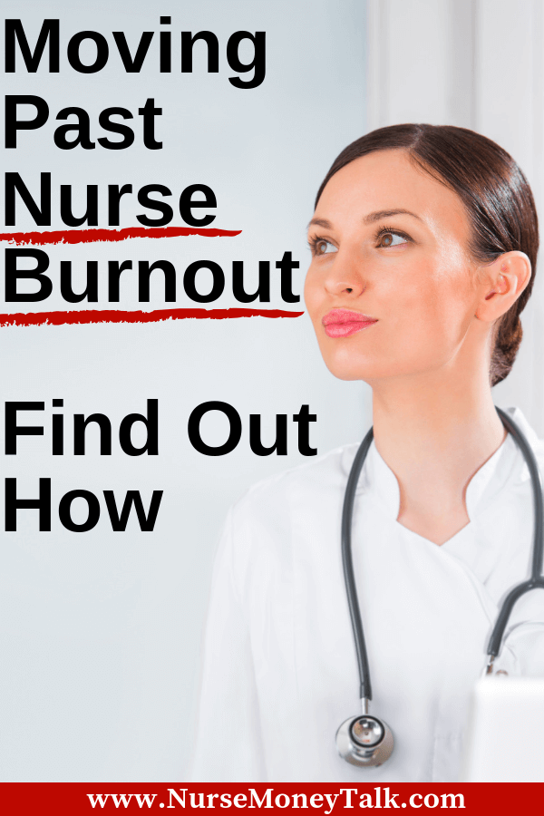 The nurse burnout rate is really high. These are tips and advice to help you avoid nursing burnout.