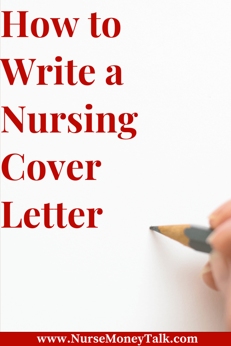 Are you struggling writing a nurse cover letter? Find out how… #nursecareer