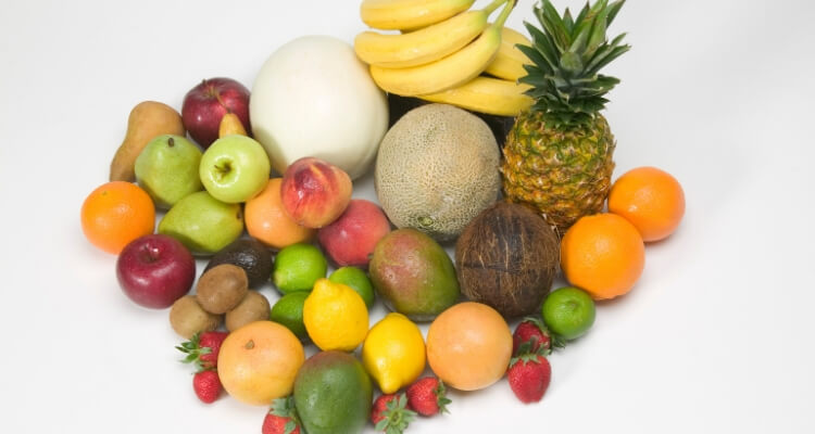 healthy snack options for nurses (fruits)