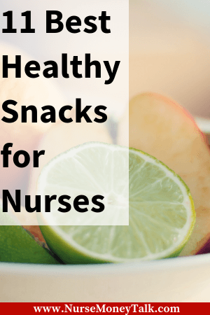 This article covers the best healthy snacks for night shift nurses and day shift nurses.