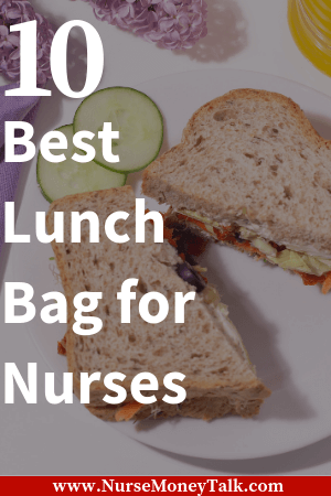 Our review of the best lunch bags for nurses. For nurses and nursing students alike make sure you're lunch box is both stylish and functional.