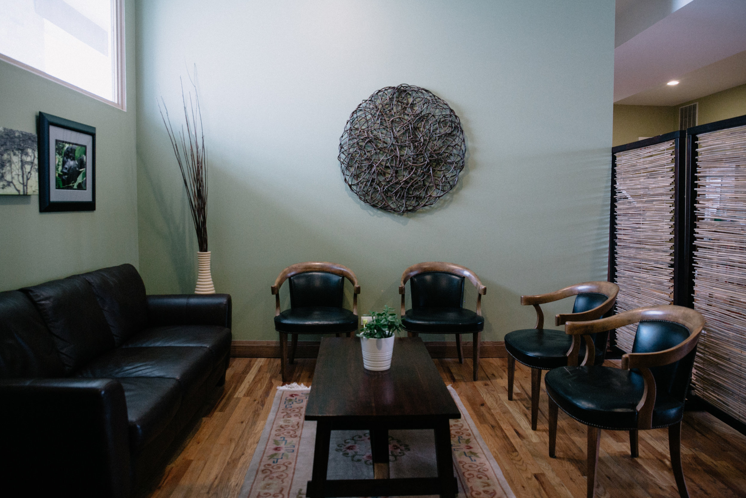 Our Practice - We are located on the border of Bucktown and Wicker Park, just east of the Six Corners. Massages take place at Windy City Wellness, our partner who offers chiropractic and rehabilitation services.