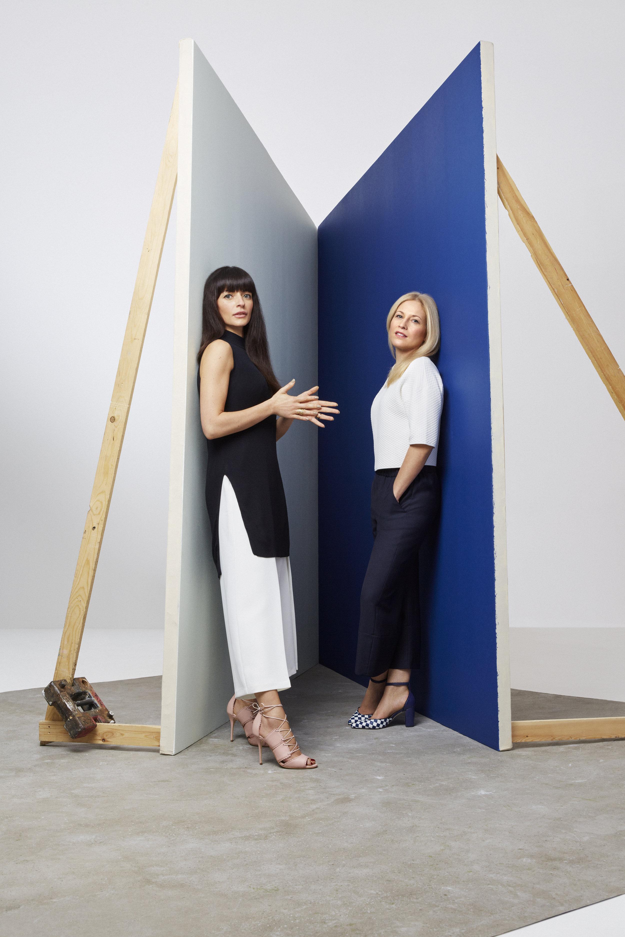 Natalia barbieri + Jennifer Portman - Founders