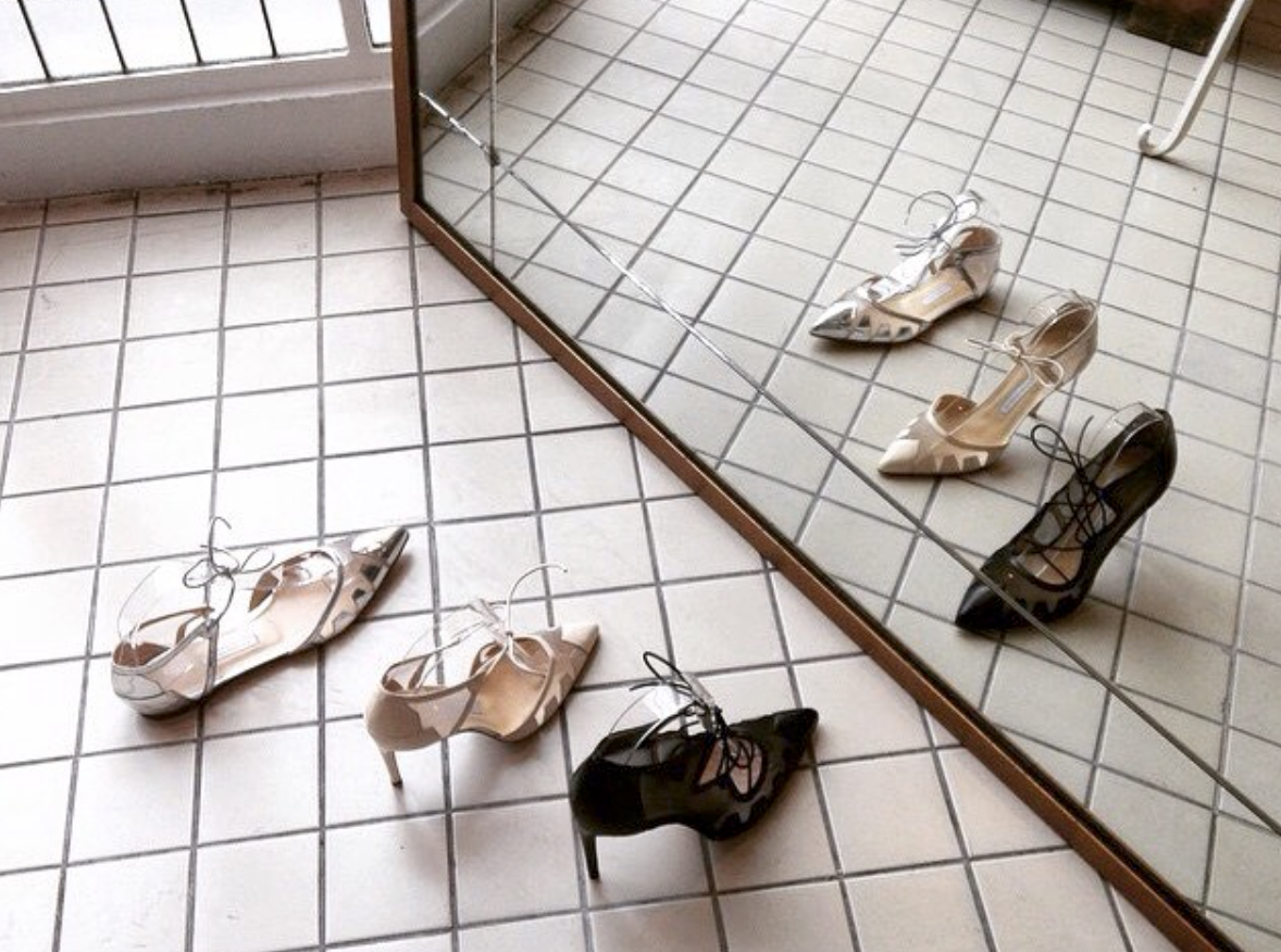 @ theshopatbluebird    @biondacastana 's  #SS15  collection sitting pretty in our Chelsea home.