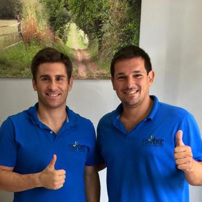 Javier Iglesias / Mariano Mansilla - PhysiotherapyFISIODEP