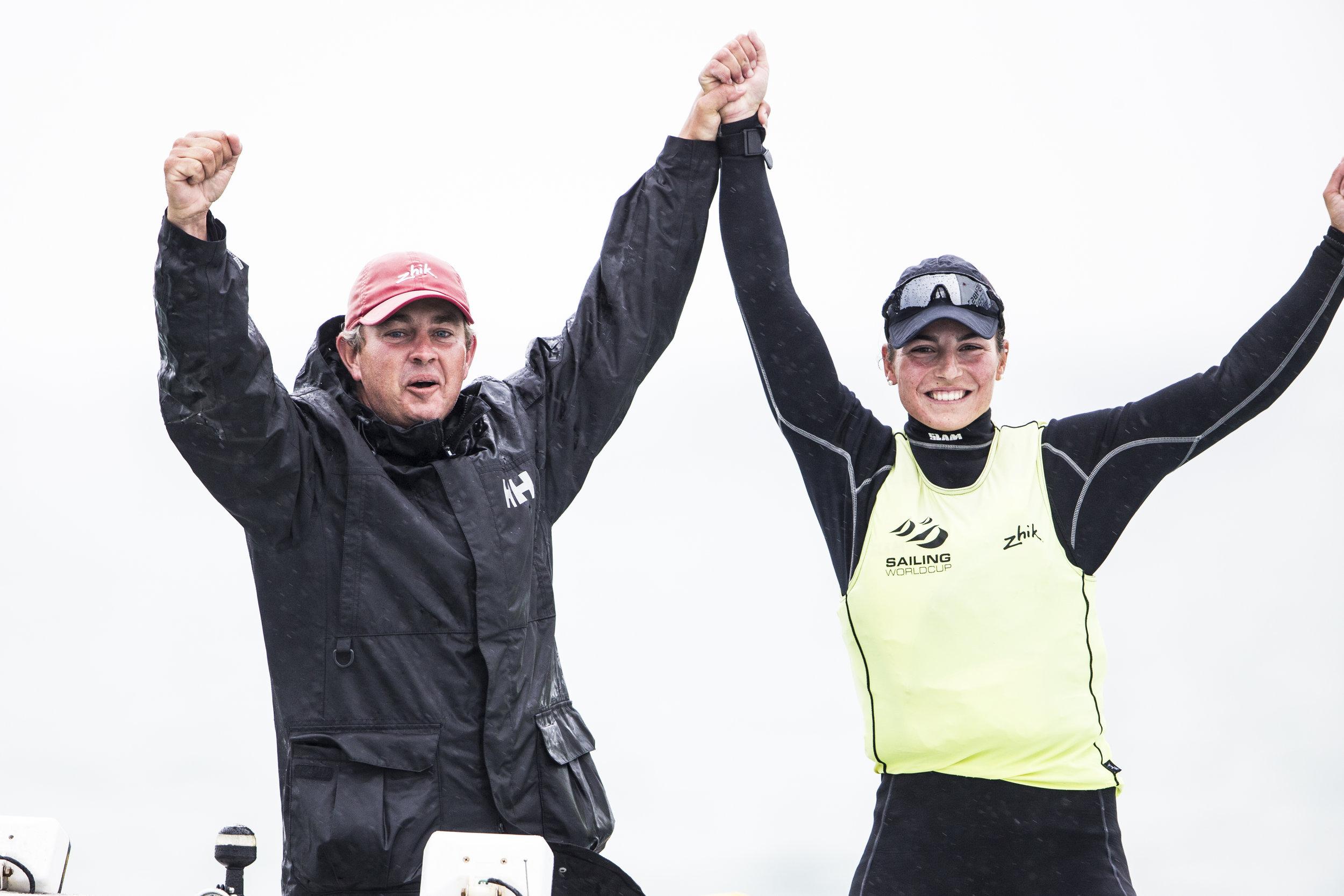 2017 Sailing World Cup Miami Winner