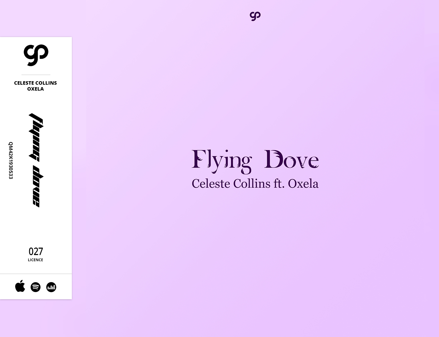 Celeste Collins - Flying Dove (feat. Oxela).jpg