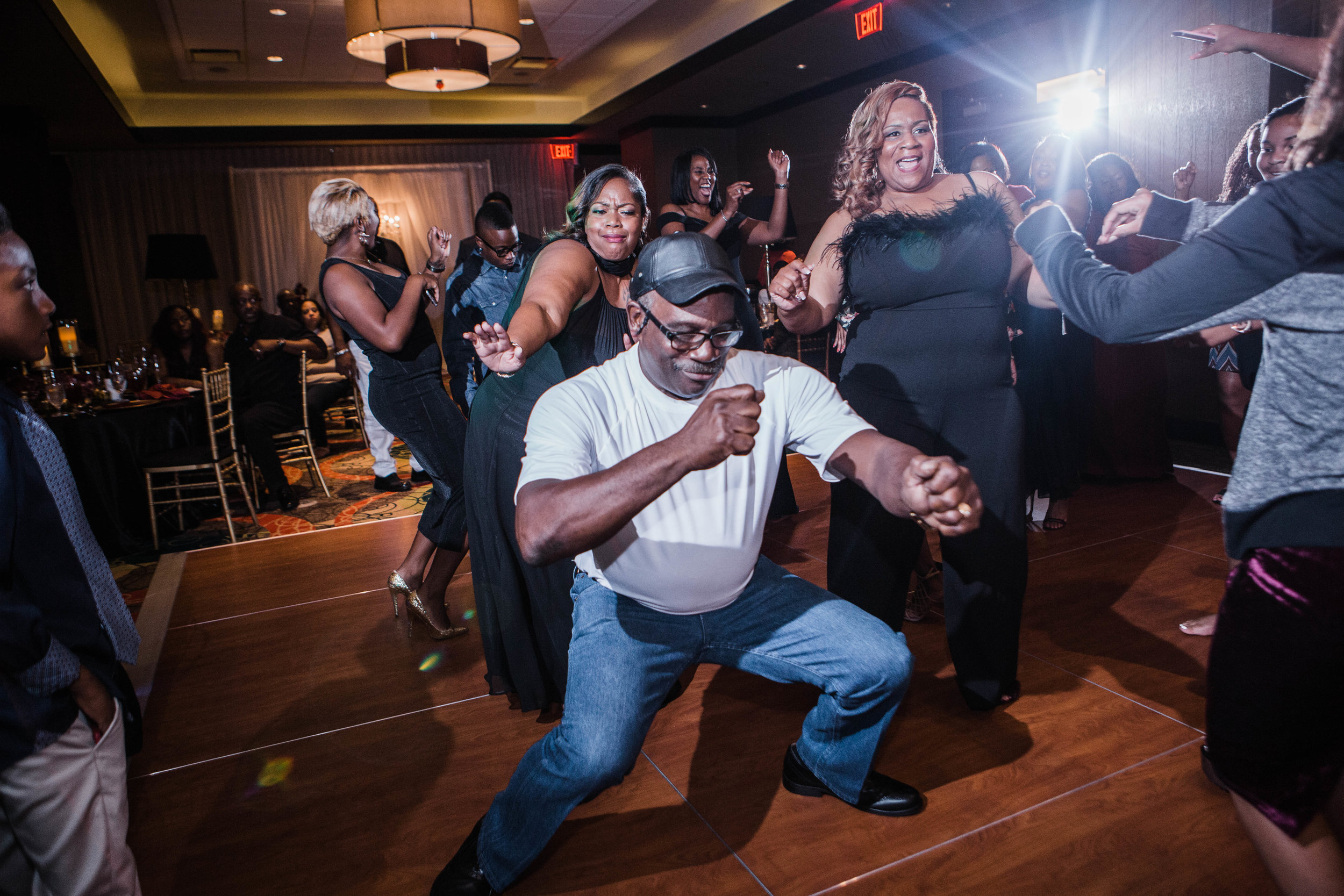 Party time at Golden Nugget Lake Charles Hotel & Casino