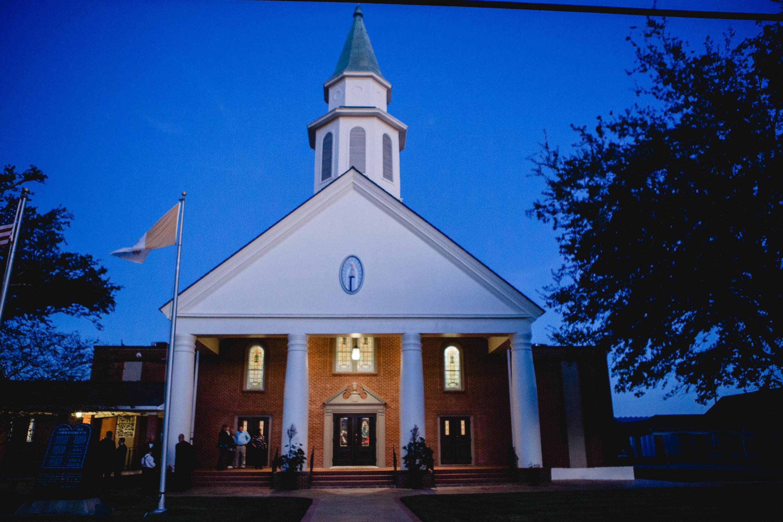 Catholic Church St Martinville