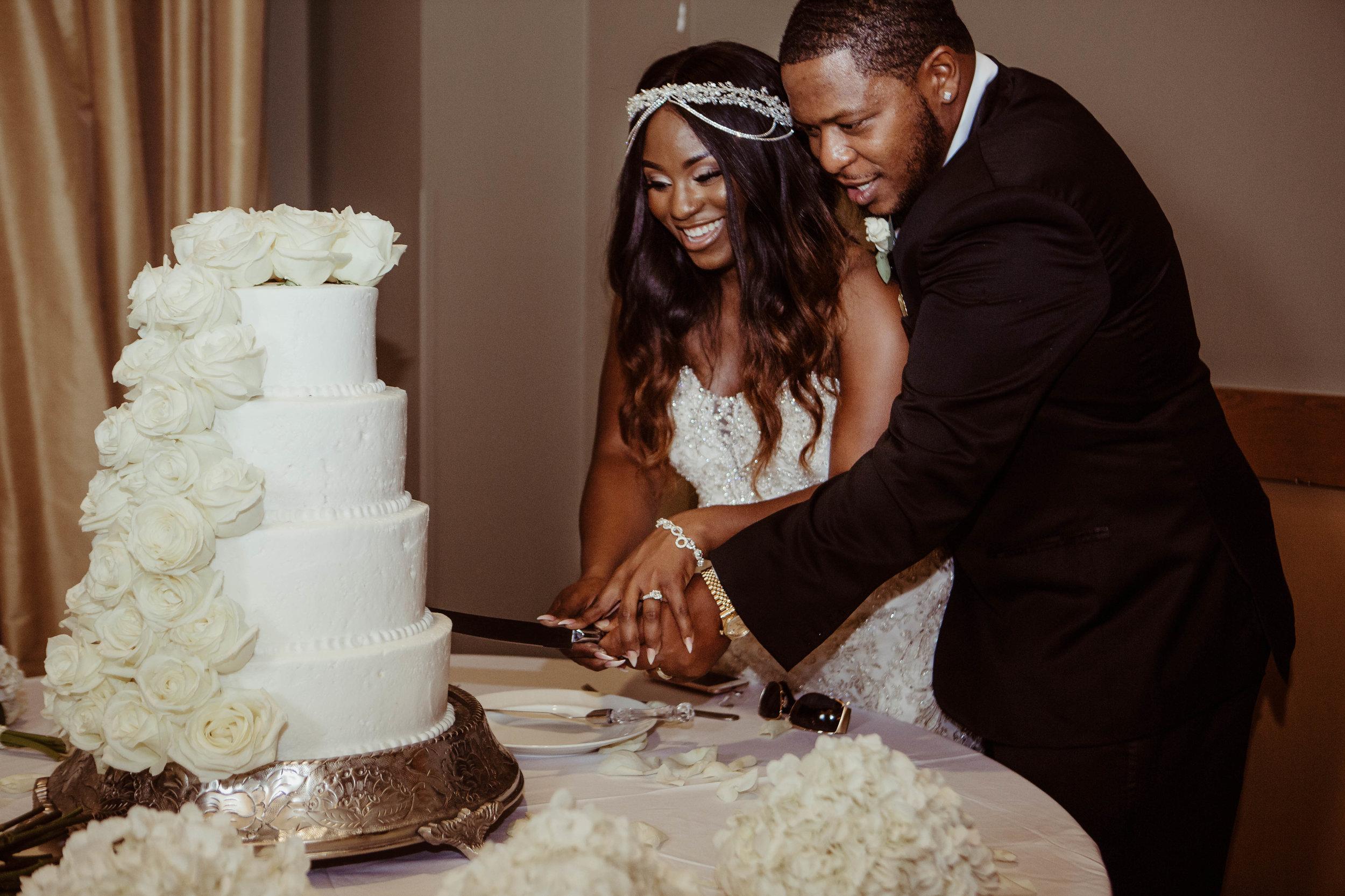 Wedding Cake atL'Auberge Casino Resort Lake Charles