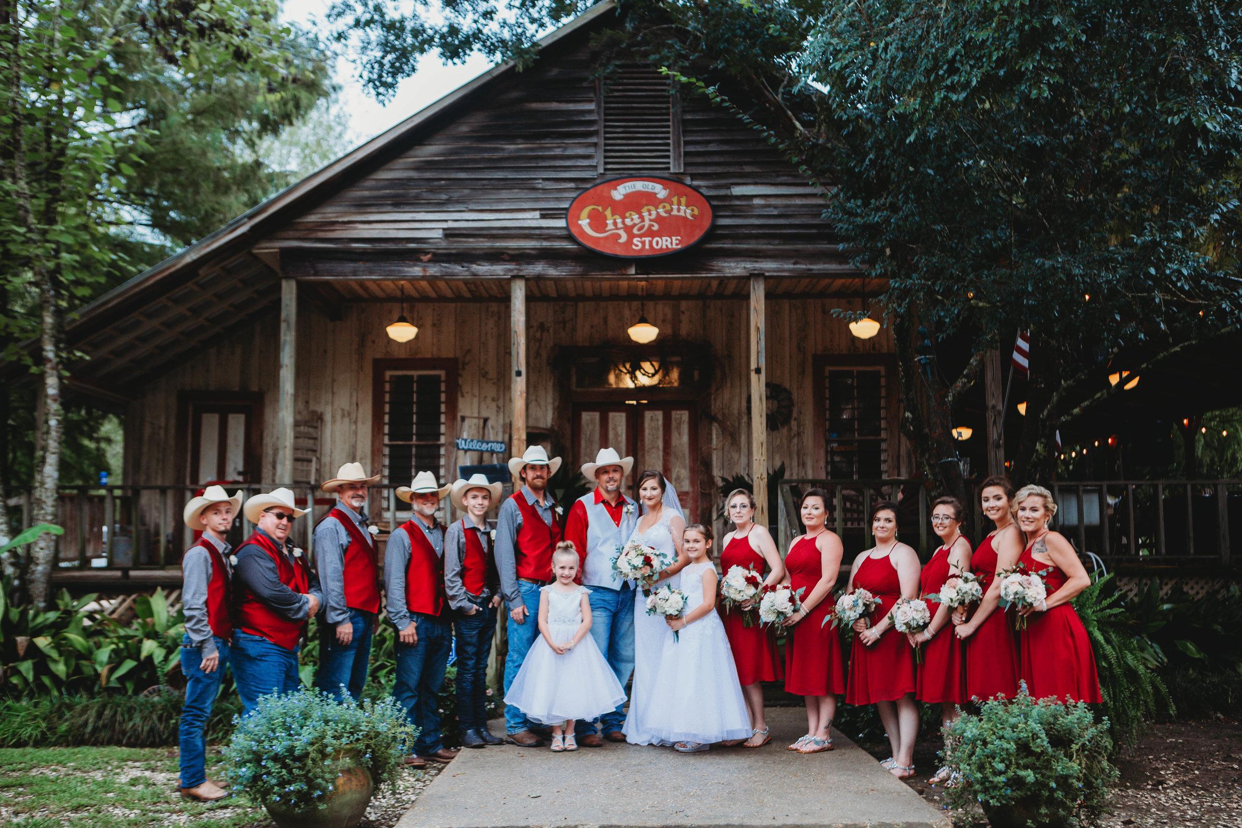 Cypress Grove Wedding Venue