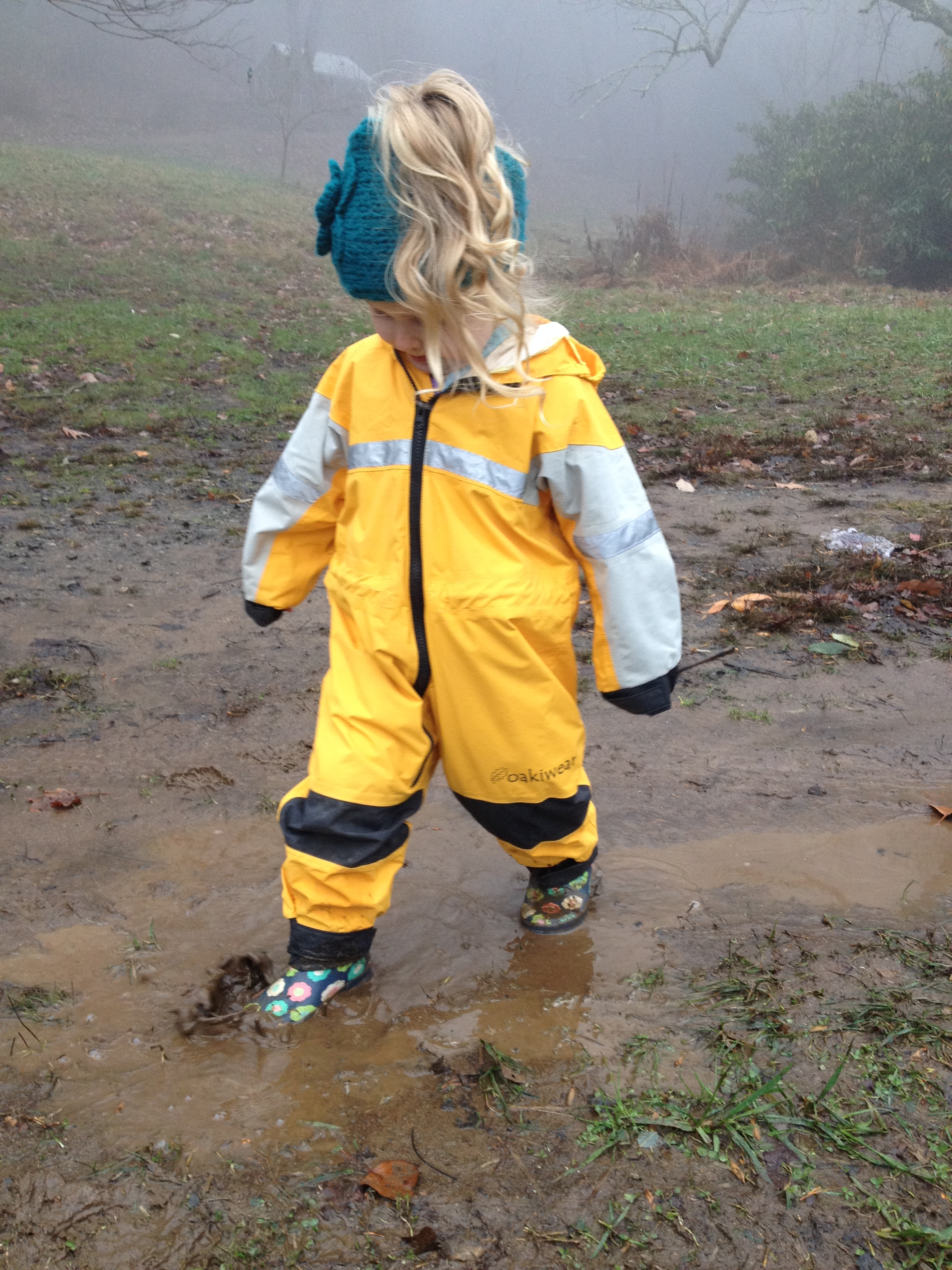 A focus on outdoor learning allows for deep, multi-sensory experience of seasonal rhythms