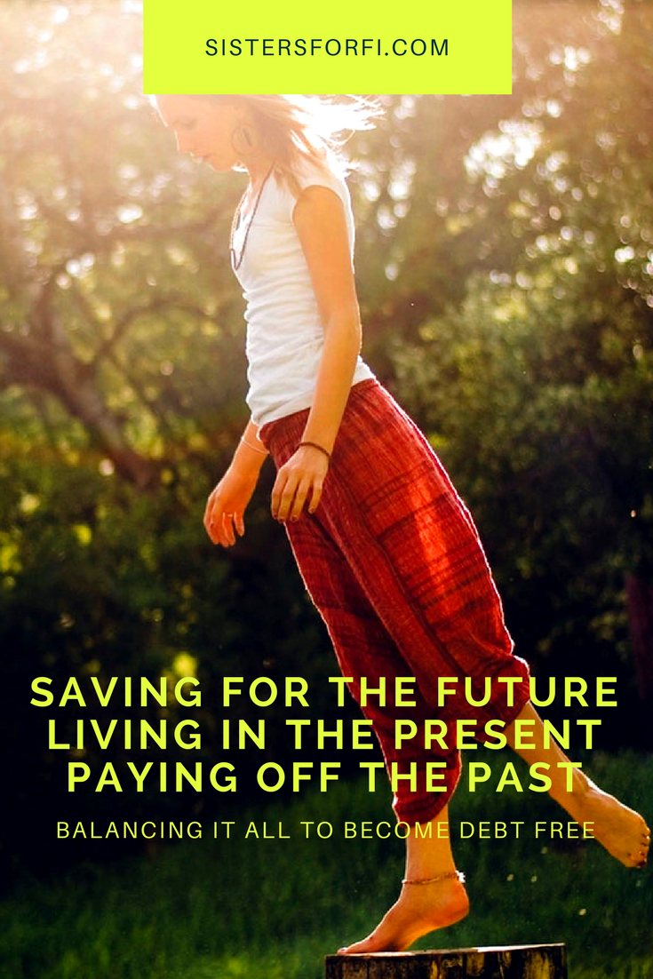 Balancing It All To Become Debt Free: Ginny's Story
