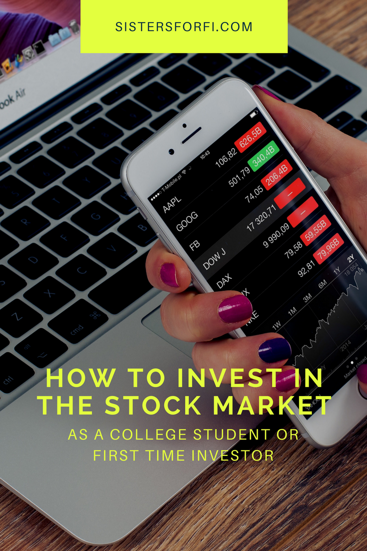 Total Stock Market Investing As a College Student or First Time Investor