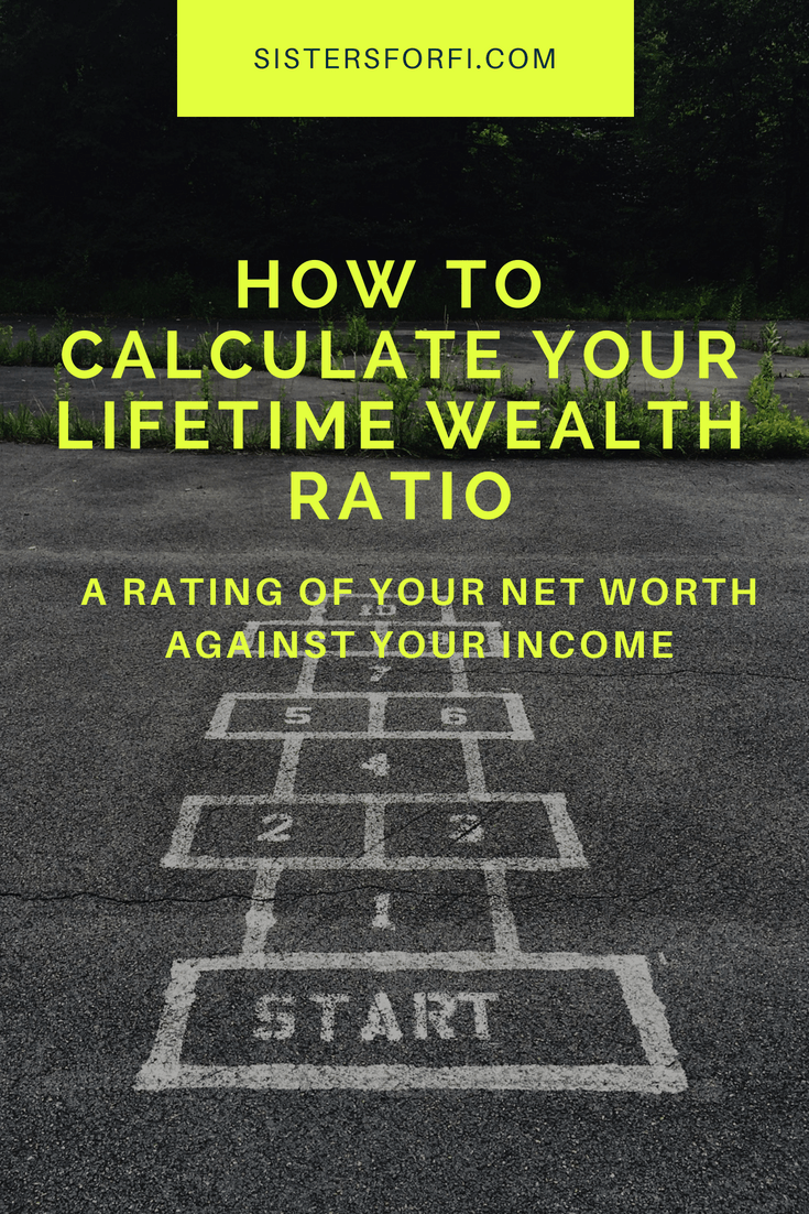 How to Calculate Your Lifetime Wealth Ratio
