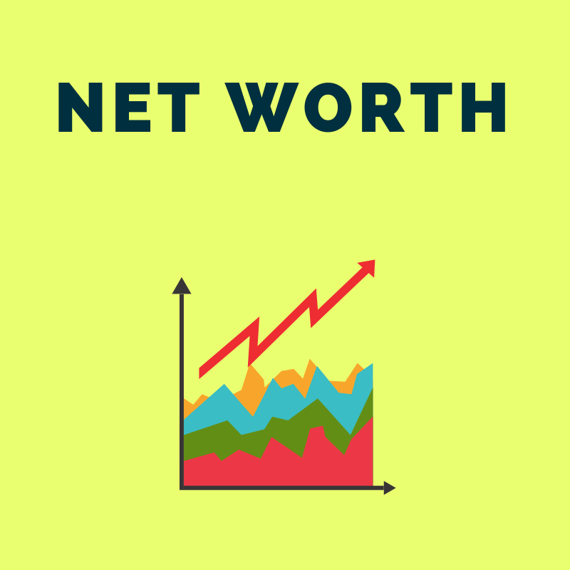 12 Step Guide to Getting Your Finances in Order: Know and Track Your Net Worth Over Time