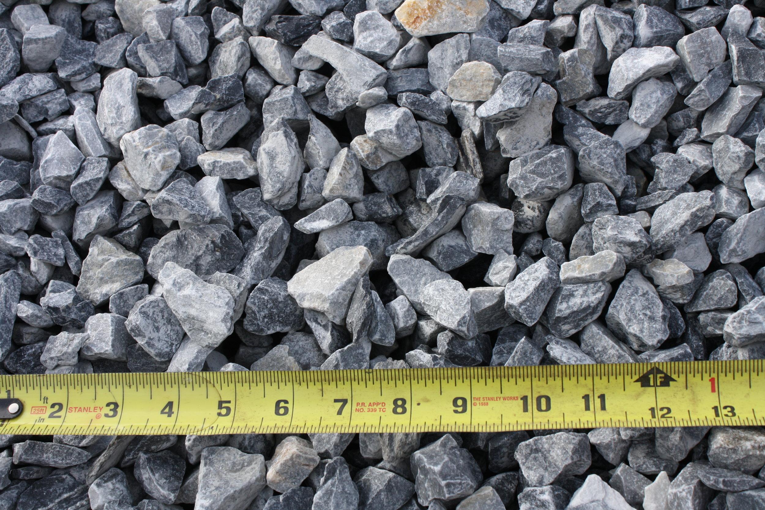 3/4 Clean Stone (2B)