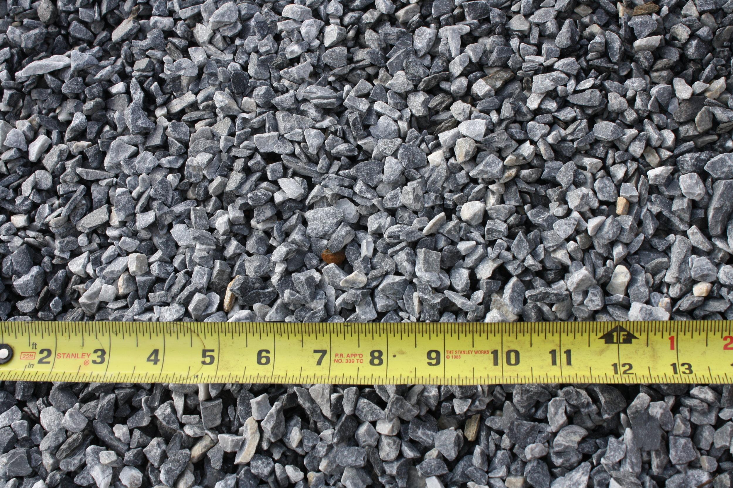3/8 Clean Stone (1B)