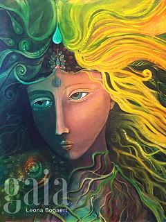 """Gaia"" by Leona B."