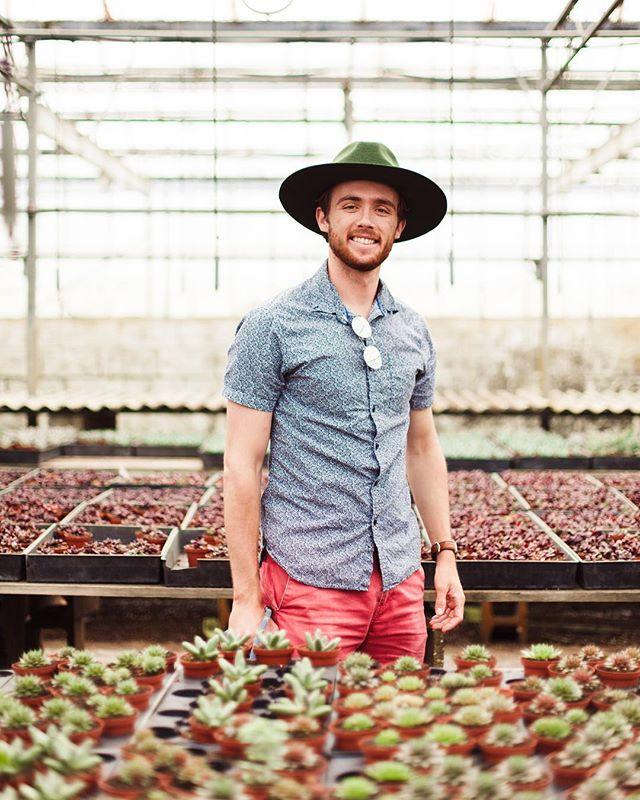 Succulent farms and sick friends