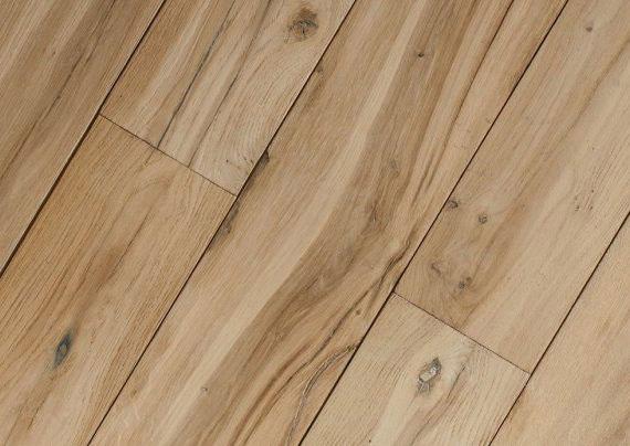 Re-sawn Reclaimed French Beam Oak Floorboards