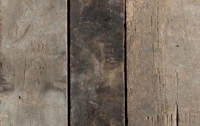 18th - 19th Century French Oak Planks