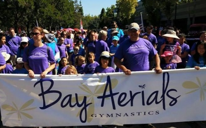 Bay Aerials Fremont 4th of July Parade