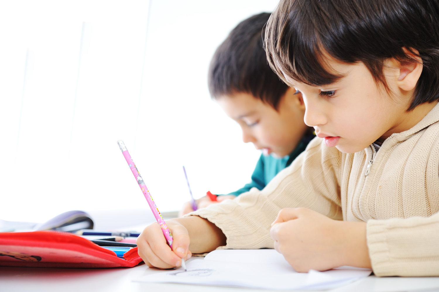 Watch our video on our NEW Learning Series:Pre-Handwriting