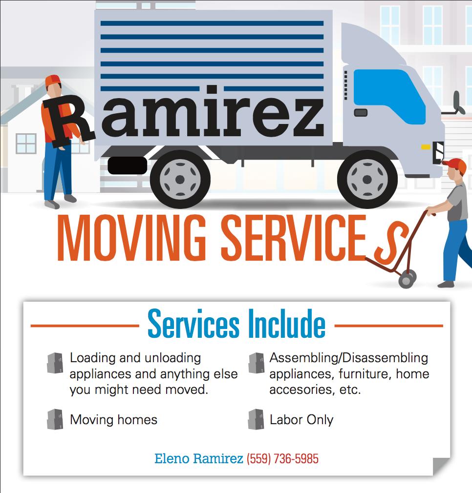 Ramirez Moving Services -