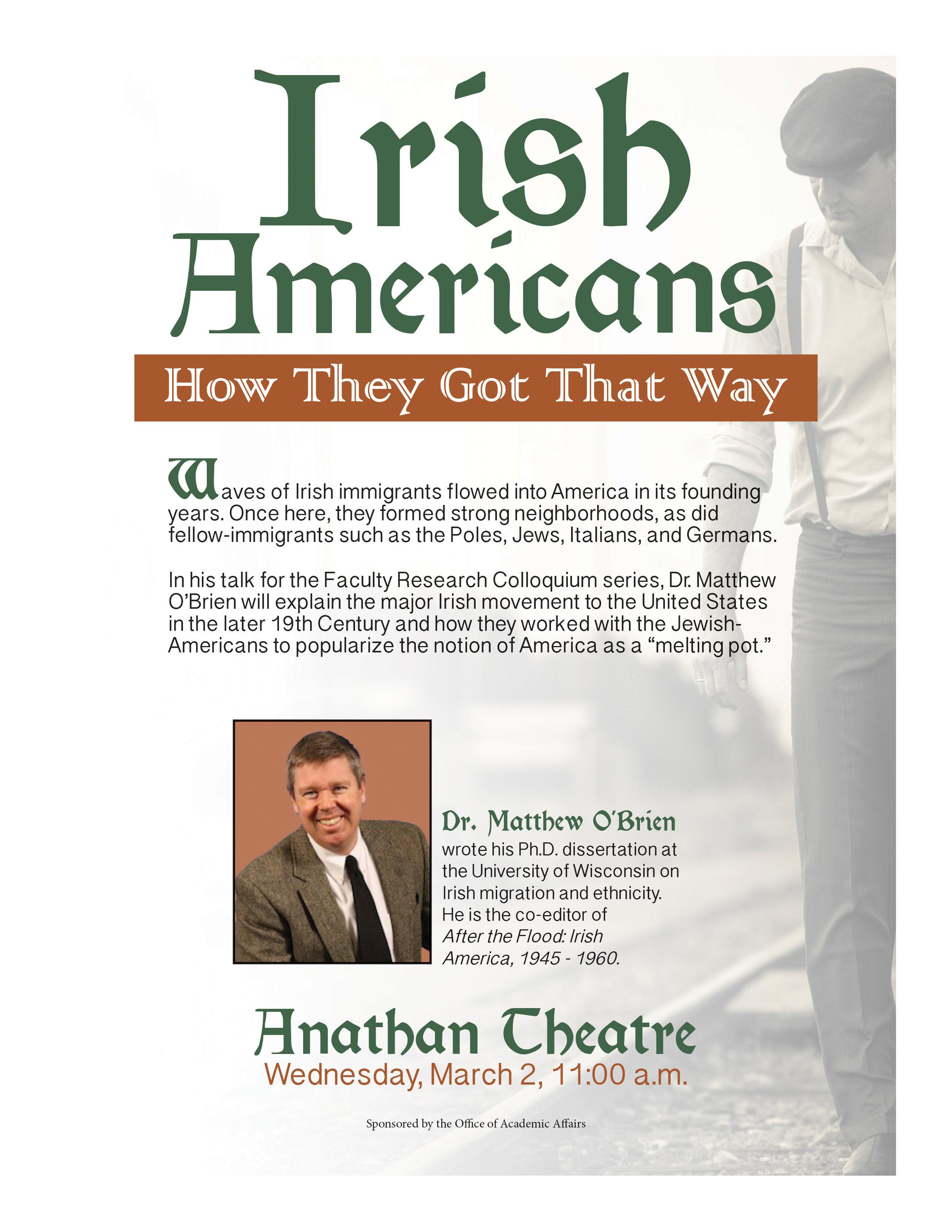 Irish Americans -